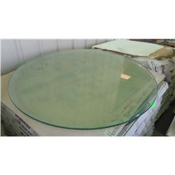 "19mm Round Glass Tabletop 48"" Diameter"