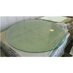 "19mm Round Glass Tabletop 60"" Diameter"
