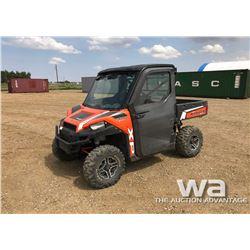2013 POLARIS RANGER 900 SIDE BY SIDE ATV
