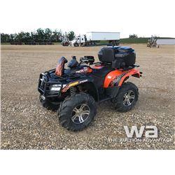 2012 ARCTIC CAT MUDPRO 700 ATV