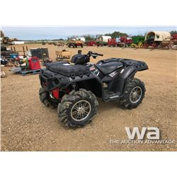 2013 POLARIS SPORTSMAN 850 ATV