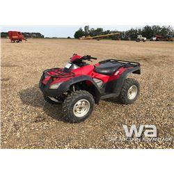 2005 HONDA RINCON TRX650 ATV