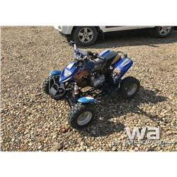 2012 MOTO BRAVE KIDS ATV