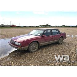 1990 OLDSMOBILE 98 CAR