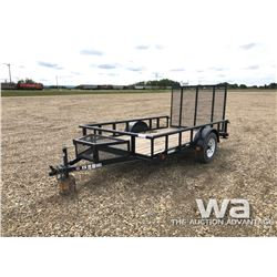 2017 CARRY-ON S/A UTILITY TRAILER