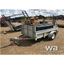 2008 STIRLING S/A UTILITY TRAILER