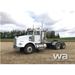 1992 KENWORTH T/A TRUCK