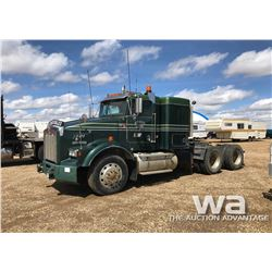 1994 KENWORTH T/A TRUCK
