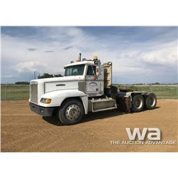 1990 FREIGHTLINER FLD120 T/A TRUCK