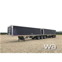 2006 WILSON SUPER B GRAIN TRAILERS