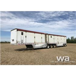 2005 TY-CROP SUPER B CHIP TRAILERS