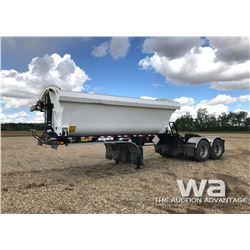 2014 DOEPKER T/A SIDE DUMP TRAILER