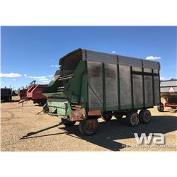 BADGER T/A SILAGE WAGON