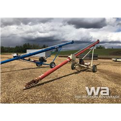 "FARM KING 8""X36 FT. AUGER"