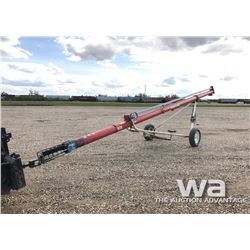 "FARM KING 8"" X 31 FT. AUGER"