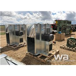 GRAIN GUARD 3 PHASE AREATION FAN