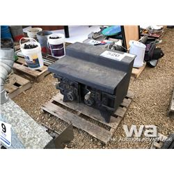 FRONTIER WOOD STOVE