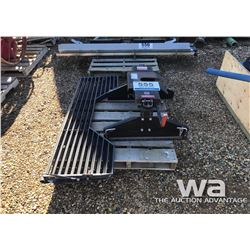 5TH WHEEL HITCH & TAILGATE