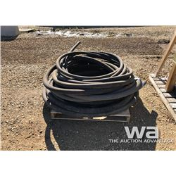 PALLET OF HYDRAULIC HOSE
