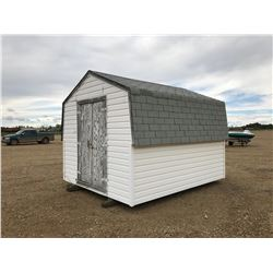 10 X 12 FT. GARDEN SHED