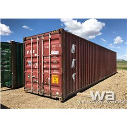 2004 8 X 40 FT. H/C SHIPPING CONTAINER