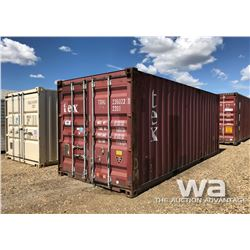 1998 8 X 20 FT. SHIPPING CONTAINER