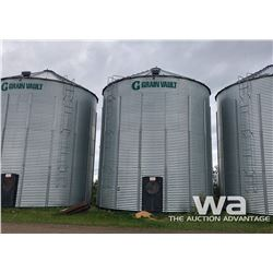 LOCATION 1: GRAIN VAULT 10,000 BUS. GRAIN BIN