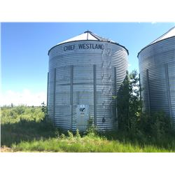 LOCATION 3: 19 FT. 6 RING CHIEF WESTLAND GRAIN BIN