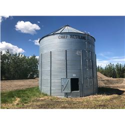 LOCATION 2: 19 FT. 6 RING CHIEF WESTLAND GRAIN BIN