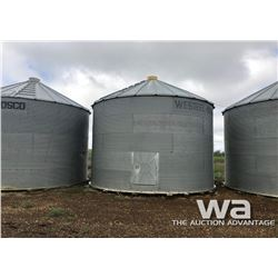 LOCATION 6: WESTEEL ROSCO 19 FT. 5 RING GRAIN BIN