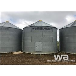 LOCATION 6: WESTEEL ROSCO 19 FT. 5 RING GRAIN BIN