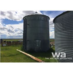 LOCATION 9: TWISTER 6 RING 14 FT. GRAIN BIN