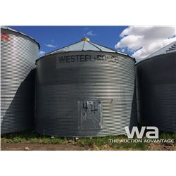 LOCATION 9: WESTEEL 5 RING 19 FT. GRAIN BIN