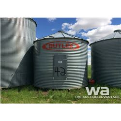 LOCATION 9: BUTLER 3 RING 14 FT. GRAIN BIN