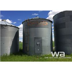 LOCATION 9: BUTLER 4 RING 14 FT. GRAIN BIN