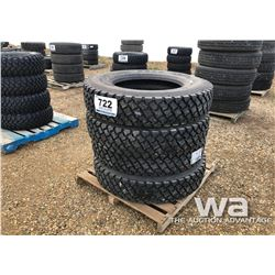 (4) KORYO 11R24.5 GRIP DRIVE TIRES
