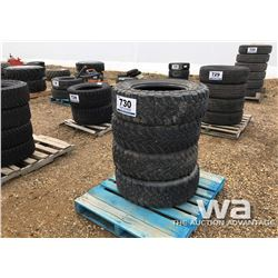 (4) OPEN COUNTRY 275/70R18 TIRES
