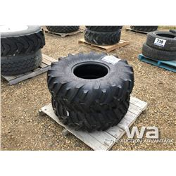 (2) FIRESTONE 13.50-16.1 TIRES