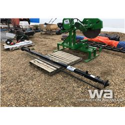WHEATHEART SWING AUGER AXLE