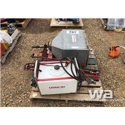 10 FT. FIMCO ATV SPRAYER