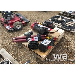 EAGLE AIR COMPRESSOR TWIN CYLINDER COMPRESSOR