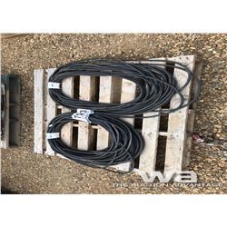 (2) 150 FT. ELECTRICAL CORDS
