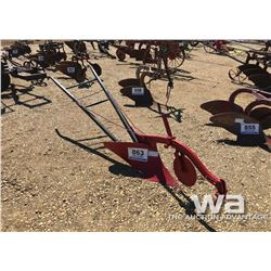 RED & BLACK WALKING PLOW