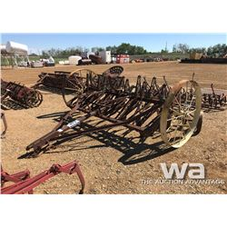 8 FT. CULTIVATOR ON STEEL