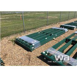 (4) 12 FT. HD GATES