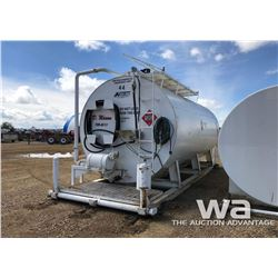 2012 NORTECH 22,500L DBL. WALL FUEL TANK