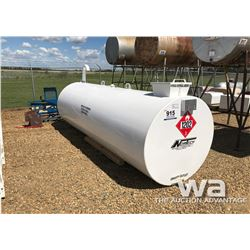 2016 NORTECH 4500L DBL. WALL FUEL TANK