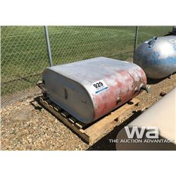 250 GAL. OVAL FUEL TANK