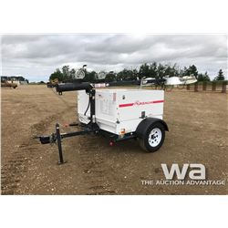 2010 MAGNUM 9 KVA LIGHT TOWER