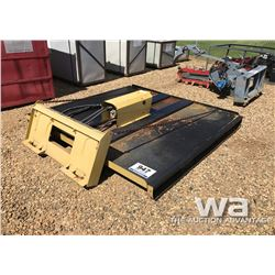 "72"" SKID STEER BRUSH MOWER"